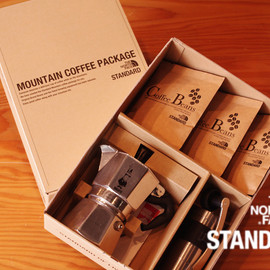 THE NORTH FACE - MOUNTAIN COFFEE PACKAGE