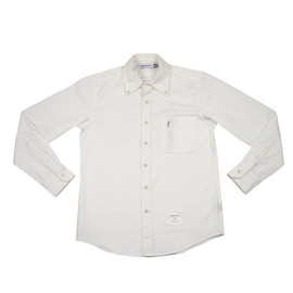 (multee)project - New Standard B.D. Shirt - True White