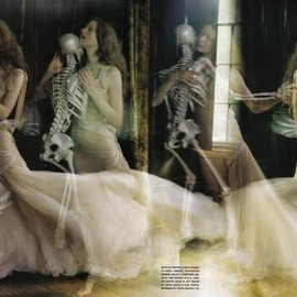 "Tim Walker - From ""A Private World"", pics by Tim Walker for Vogue Italia. November, 2008."