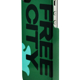 FREE CITY - FREE CITY LARGE / iphone4case / forest