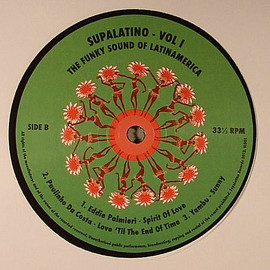 Various - Supalatino - Vol 1 The Funky Sound Of Latinamerica (Vinyl,LP)