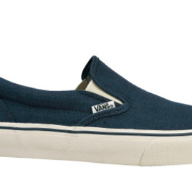 VANS -  SLIP ON & ERA -LINEN-
