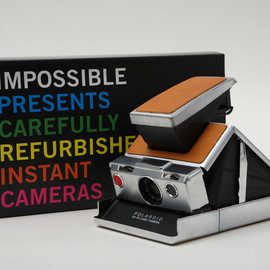 IMPOSSIBLE PROJECT - Polaroid SX-70 Original incl ND Filter