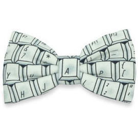 Swagger & Swoon - computer keyboard bow tie