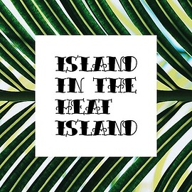 YAE RECORDS, Various Artists - ISLAND IN THE HEAT ISLAND / Mixed by Nakanishi Yozoh