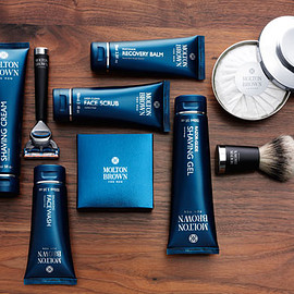 MOLTON BROWN - Men's Grooming Collection
