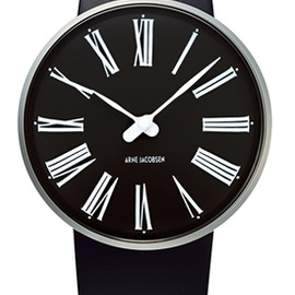 ROSENDHAL - Arne Jacobsen Watch Roman Black 34mm
