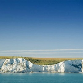 England cliffs - Strait of Dover