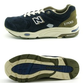 nonnative×newbalance - M1700C/NAVY