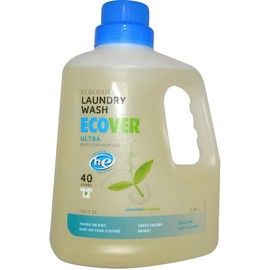 Ecover - Ecological Laundry Wash, 40 Loads, 100 fl oz (2.95 L)