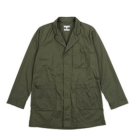 ENGINEERED GARMENTS - LOFTMAN別注 Shop Coat-Olive