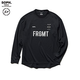 F.C.R.B., fragment design - L/S TRAINING TOP SPONSORED BY FRGMT