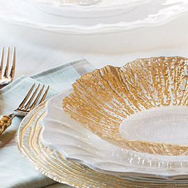 Aladdin Gold Fleck - Place Setting