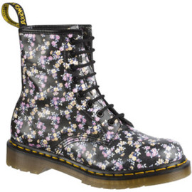 Dr.Martens - 1460 8 Eye Boot BLACK MINI TYDEE
