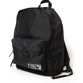 nonnative - DWELLER BACKPACK NYLON OXFORD with ULTRASUEDE®