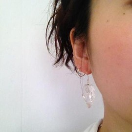 YES - ice earring