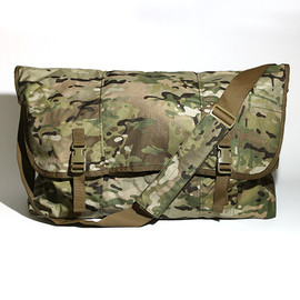 TYR - Camo Messenger Bag