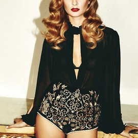 style icon - 'I'm on a healthy routine': Millie Mackintosh