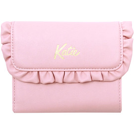 Katie - 画像2: FRILL compact wallet