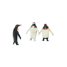 britens and herald - zoo king penguin x3