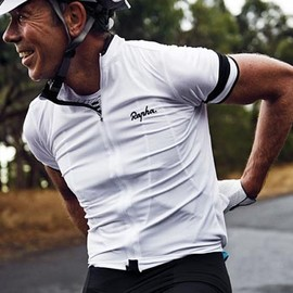 Rapha - Super-Lightweight Jersey : White 2013 S/S
