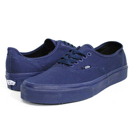 VANS - VANS(バンズ)Authentic VN-0SCQLKV オーセンティック/スニーカー Dress Blues/Black