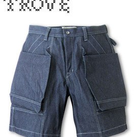 TROVE - BIG POCKET SHORT PANTS