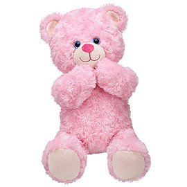 Build a bear - Cuddly Pink