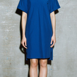 HYKE - WORK SHIRT DRESS