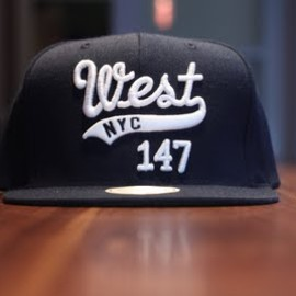 West NYC x Mitchell And Ness  - Snap Back Cap