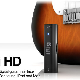 IK Multimedia - iRig HD - high-quality digital guitar interface for iPhone/iPod touch/iPad/Mac