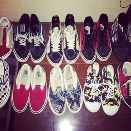 VANS - 70's〜90's MADE IN USA