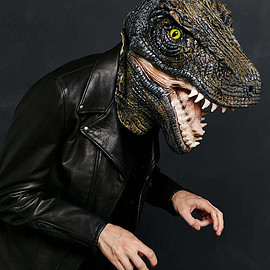 urban outfitters - T-Rex Mask