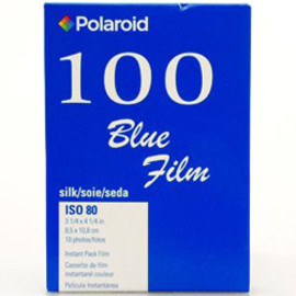 Polaroid - 100 Blue Film