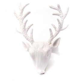 WILDFOX by WHITEHORSE wildfox couture - women's deer ring (white)