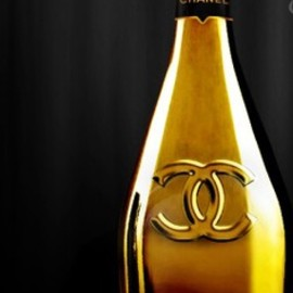 CHANEL - gold  CHAMPAGNE