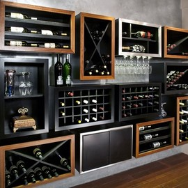 Kessick - Contemporary Wine Racking