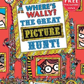 Martin Handford  - Where's Wally?: The Great Picture Hunt