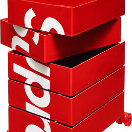Supreme, Magis - 5 drawer 360° Container
