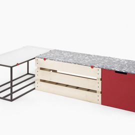 su jung-cheng - nonsystem furniture