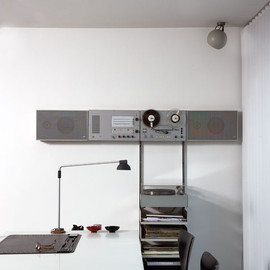Philip Sinden - Dieter Rams desk