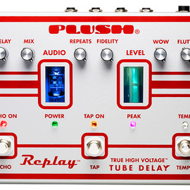 "Fuchs Audio Technology - Plush ""Replay"" Tube Delay"