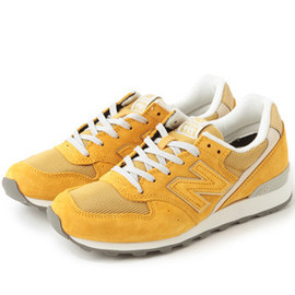 green label relaxing - new balance WR996