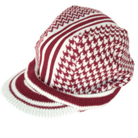 CYDERHOUSE - Knit Cap (red)