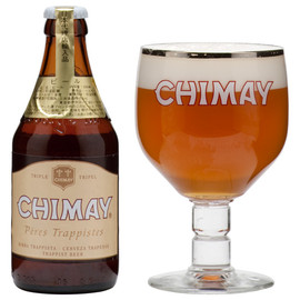 CHIMAY - Beer Glass
