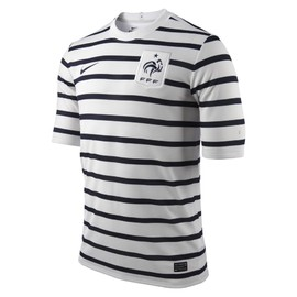 Nike - 2011/12 French Football Federation Official Away Men's Soccer Jersey