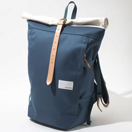 nanamica - Cycling Pack / Grayish Blue