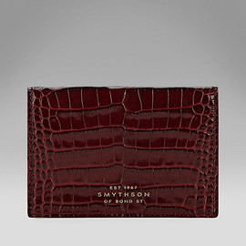 Smythson - MARA COLLECTION CARD CASE