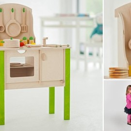 Hape Toys - Children's Play Kitchen