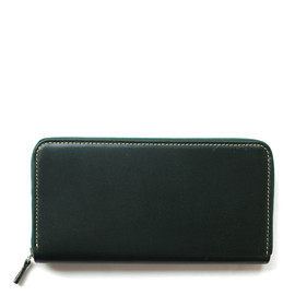 Whitehouse Cox - S2622 LONG ZIP WALLET / Green